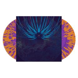 Magnetic North Orange and Purple Splatter 2Xlp
