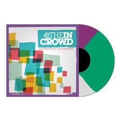 Guaranteed To Disagree Purple/White/Green Tri Color