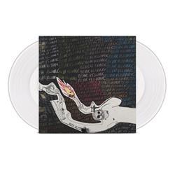 Bearvsshark Terrorhawk/Right Now You're In The Best Of Hands.... White Vinyl 2Xlp