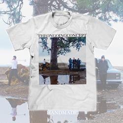 Handmade Album Cover White