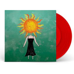 Balance And Composure Seperation Transparent Red