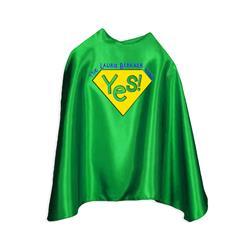Yes! Superhero Green