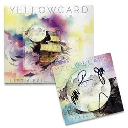Yellowcard - Lift A Sail (Signed CD)