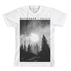 Forest White T-Shirt