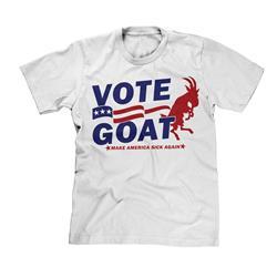 Vote Goat 2016 White