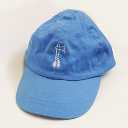 Tomahawk Light Blue Toddler Hat