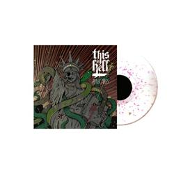 Black Mass White/Red Splatter LP