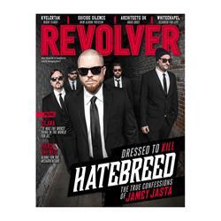 Signed Revolver