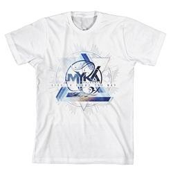 Lies To Light The Way Album Art White T-Shirt