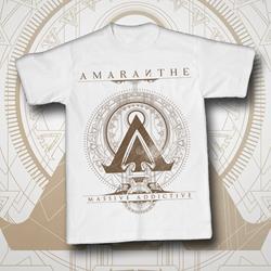 Gold Logo White T-Shirt