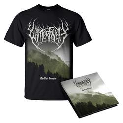 Deluxe Hardcover CD & Album Cover T-Shirt