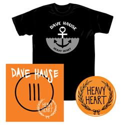 Dave Hause - Heart Heart Package 4