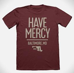 Baltimore Maroon