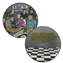 Old Record Picture Disc