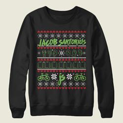 Holiday Sweater Black