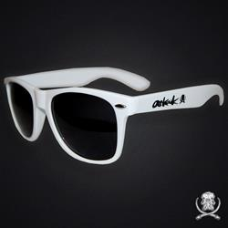 Leave Your Legacy White Sunglasses