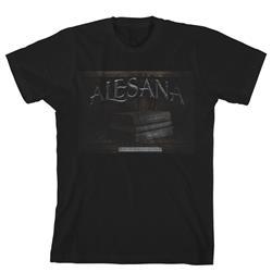 Bookshelf Black T-Shirt
