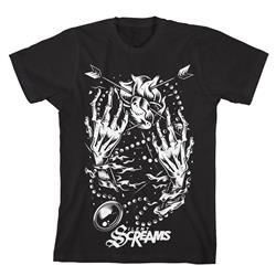 Hands & Heart Black T-Shirt