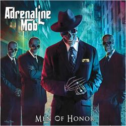 Adrenaline Mob Men Of Honor CD