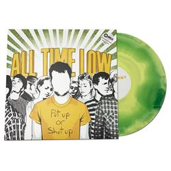 Put Up Or Shut Up Green/Yellow Smash