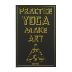 Practice Yoga Make Art