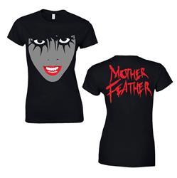 Face Black Girl's T-Shirt
