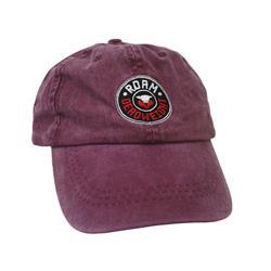 Deadweight Maroon Dad Hat