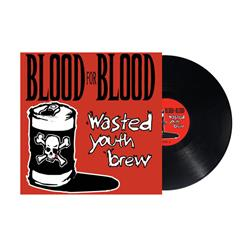 Wasted Youth Brew Black 2xLP
