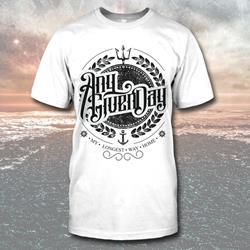 Anchor White T-Shirt