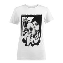 Plague White Girl's T-Shirt