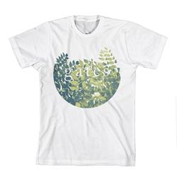 Leaves White T-Shirt