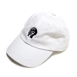Sculpture White Dad Hat