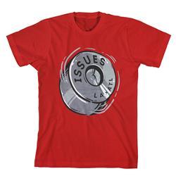 Skate Wheel Red