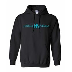 Hali'a Nation Logo  Black