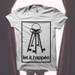Keys White T-Shirt