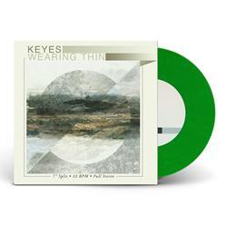 Keyes/Wearing Thin Split  Green 7