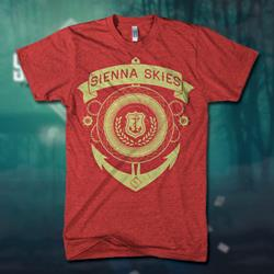 Anchor Heather Red