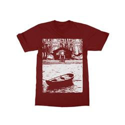 Lake Maroon T-Shirt