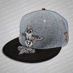 Summer Camp Denim Hat