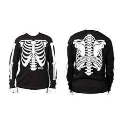 Skeleton(Glow In The Dark) Black