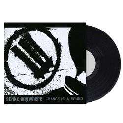 Change Is A Sound Black LP Vinyl