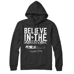 Believe Black  Extra Small