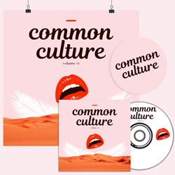 SIGNED Common Culture VI