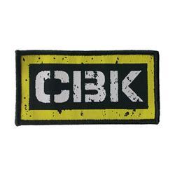 CBK Logo Black
