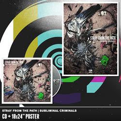 Subliminal Criminals CD + Poster
