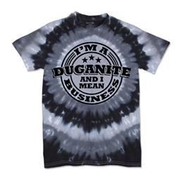 Duganite Black Tie Dye