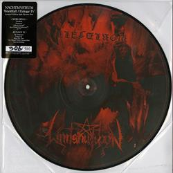 Worldfall / Eulogy Black Picture Disc