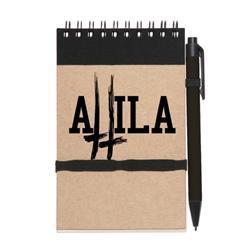 Cross Logo  Notebook