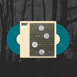 Types & Shadows Teal Vinyl 2Xlp