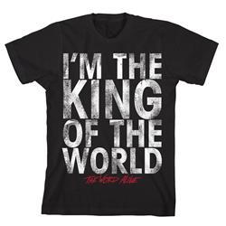 King Of The World Black Sale! Final Print!